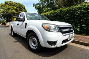 2009 Ford Ranger PJ XL White 5 Speed Manual Cab Chassis Hove Holdfast Bay Preview