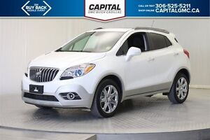 2016 Buick Encore Leather AWD *Sunroof-Back Up Camera-Remote Sta