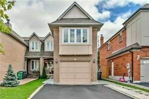 Gorgeous Semi Having Finished Basement With Separate Entrance