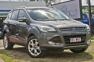 2015 Ford Kuga TF MKII Trend AWD Magnetic Automatic SUV Capalaba West Brisbane South East Preview