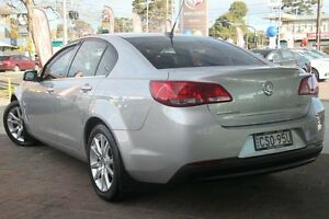 2013 Holden Commodore VF MY14 International Silver 6 Speed Sports Automatic Sedan Waitara Hornsby Area Preview