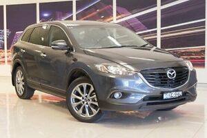 2015 Mazda CX-9 TB10A5 Luxury Activematic Grey 6 Speed Sports Automatic Wagon Blacktown Blacktown Area Preview