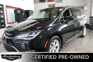 2017 Chrysler Pacifica TOURING L PLUS Rear DVD,  Leather,  Heate