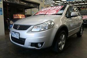 2008 Suzuki SX4 GY 4x4 4 Speed Automatic Hatchback Mordialloc Kingston Area Preview
