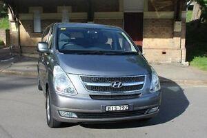 2008 Hyundai iMAX TQ Grey 4 Speed Automatic Wagon Taylors Beach Port Stephens Area Preview