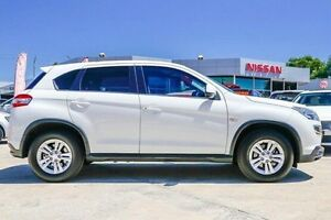 2012 Peugeot 4008 MY12 Active 2WD White 6 Speed Constant Variable Wagon Victoria Park Victoria Park Area Preview