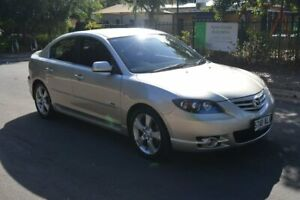 2005 Mazda 3 BK1031 SP23 Silver 4 Speed Sports Automatic Sedan Norwood Norwood Area Preview
