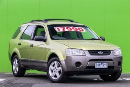 2005 Ford Territory SX TS 4 Speed Sports Automatic Wagon Ringwood East Maroondah Area Preview