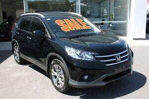 2013 Honda CR-V RM VTi-L 4WD Black 5 Speed Automatic Wagon Mount Gravatt Brisbane South East Preview