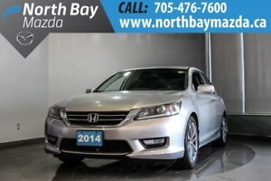 2014 Honda Accord Sport with Heated Seats, Dual Zone Climate Con
