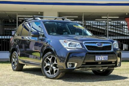 2016 Subaru Forester S4 MY16 XT CVT AWD Premium Grey 8 Speed Constant Variable Wagon Victoria Park Victoria Park Area Preview