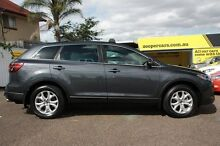 2012 Mazda CX-9 TB10A5 Classic Activematic Metropolitan Grey 6 Speed Sports Automatic Wagon Chermside Brisbane North East Preview