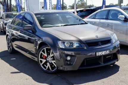 2007 Holden Special Vehicles GTS E Series Grey 6 Speed Manual Sedan