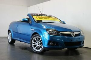 2005 Holden Tigra XC Blue 5 Speed Manual Convertible Underwood Logan Area Preview