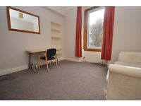 Bright and spacious 1 bedroom flat with modern décor in Leith available June - NO FEES