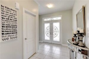 FABULOUS 4+1Bedroom Detached House in BRAMPTON $1,049,000 ONLY