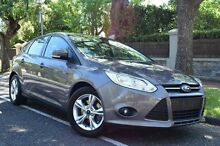 2012 Ford Focus LW Trend PwrShift Bronze 6 Speed Sports Automatic Dual Clutch Hatchback Medindie Walkerville Area Preview
