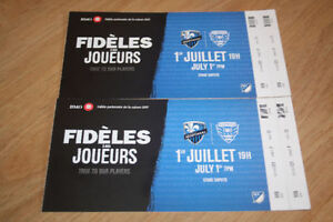 Montreal Impact vs DC United July 1, 2017 Canada Day