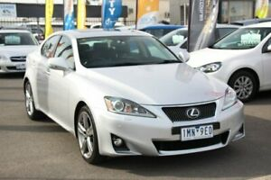 2011 Lexus IS350 GSE21R Sports Luxury Grey 6 Speed Sports Automatic Sedan Cheltenham Kingston Area Preview