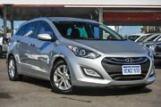 2014 Hyundai i30 GD Tourer Elite 1.6 CRDi Silver 6 Speed Automatic Wagon Osborne Park Stirling Area Preview