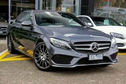 2015 Mercedes-Benz C250 C204 Avantgarde 7G-Tronic + Grey 7 Speed Auto Seq Sportshift Coupe Fairfield Darebin Area Preview
