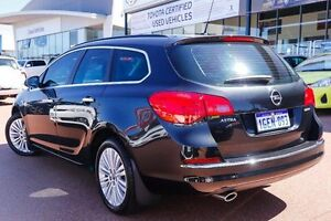 2013 Opel Astra AS Sports Tourer Black 6 Speed Sports Automatic Wagon Wangara Wanneroo Area Preview
