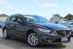 From $79 per week on finance* 2013 Mazda 6 Wagon Coburg Moreland Area Preview