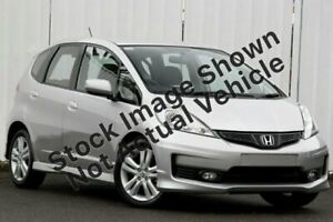 2013 Honda Jazz GE MY13 VTi-S White 5 Speed Sports Automatic Hatchback Caloundra West Caloundra Area Preview