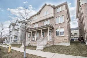 Bright 3 Bdrm Semi Home Features A Large Family Room *AJAX*