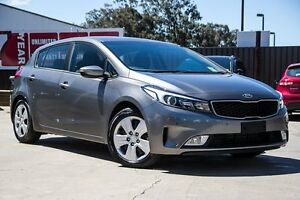 2016 Kia Cerato YD MY17 S Metal Stream 6 Speed Sports Automatic Hatchback Blacktown Blacktown Area Preview