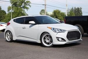 2014 Hyundai Veloster | Turbo | Sunroof | Heated Seats & Wheel |