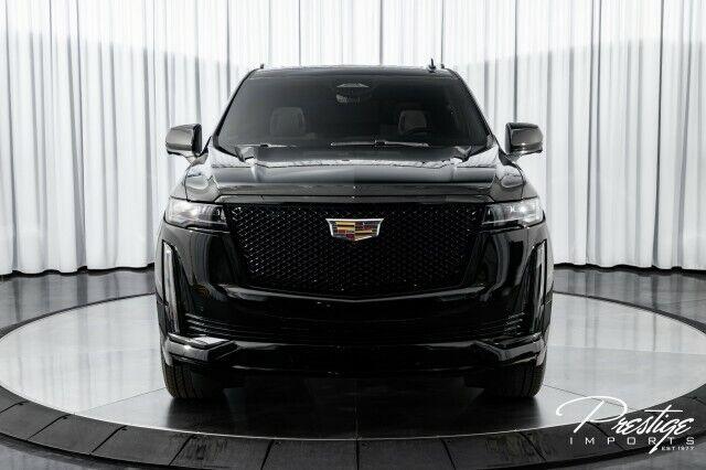 2021 Cadillac Escalade Sport  6.2L V8 Engine Automatic Black Raven