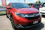 2018 Honda CR-V RW MY18 VTi-S FWD Red 1 Speed Constant Variable Wagon Ormiston Redland Area Preview
