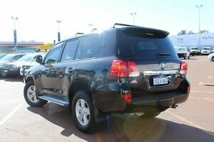 2012 Toyota Landcruiser VDJ200R MY12 Altitude Black 6 Speed Sports Automatic Wagon Westminster Stirling Area Preview