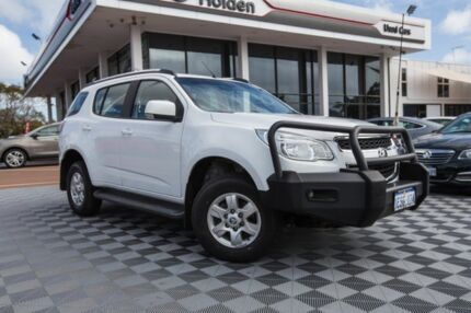 2015 Holden Colorado 7 RG MY15 LT White 6 Speed Sports Automatic Wagon Alfred Cove Melville Area Preview