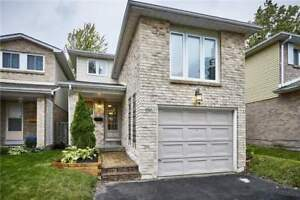 Don't Wait Around On This Gem! This 2 Storey, Single Car Garage