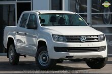 2015 Volkswagen Amarok 2H MY15 TDI420 Candy White 8 Speed Automatic Utility Liverpool Liverpool Area Preview