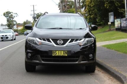 2012 Nissan Murano Z51 MY12 ST Black Continuous Variable Wagon West Gosford Gosford Area Preview