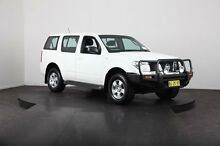 2008 Nissan Pathfinder R51 MY07 ST (4x4) White 5 Speed Automatic Wagon Mulgrave Hawkesbury Area Preview