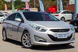2012 Hyundai i40 VF Premium Tourer Silver 6 Speed Sports Automatic Wagon Myaree Melville Area Preview
