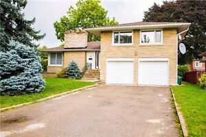 A new updated house for rental near Bayview Village