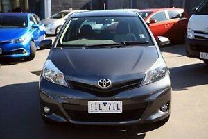 2013 Toyota Yaris Grey Automatic Hatchback Frankston Frankston Area Preview