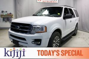 2017 Ford Expedition 4WD XLT Leather,  Heated Seats,  Back-up Ca