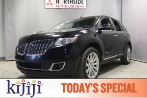 2013 Lincoln MKX AWD LIMITED EDITION Leather,  Heated Seats,  Pa