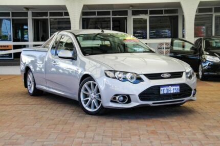 2014 Ford Falcon FG MkII XR6 Ute Super Cab Turbo Lightning Strike 6 Speed Sports Automatic Utility Melville Melville Area Preview