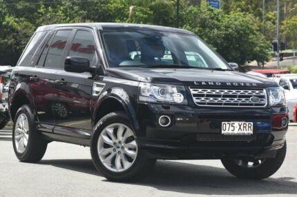 2013 Land Rover Freelander 2 LF MY13 TD4 Black 6 Speed Sports Automatic Wagon