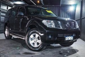 2010 Nissan Pathfinder R51 MY08 ST Black 5 Speed Sports Automatic Wagon Wangara Wanneroo Area Preview
