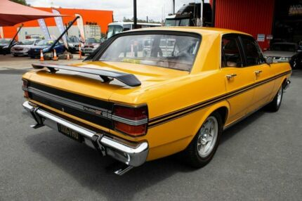 1971 Ford Falcon XY Gtho Phase III 4 Speed Manual Sedan Oxley Brisbane South West Preview