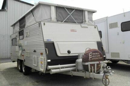2011 Coromal Magnum Pop Top Beckenham Gosnells Area Preview
