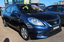 2014 Nissan Almera N17 ST Blue 5 Speed Manual Sedan Colyton Penrith Area Preview